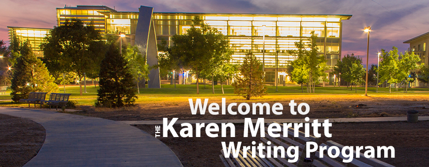 UC Merced - Karen Merritt Writing Program